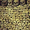 Catacombes Bones: Paris,France